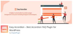 Wordpress Easy Accordion Menü Nasıl Kullanılır?